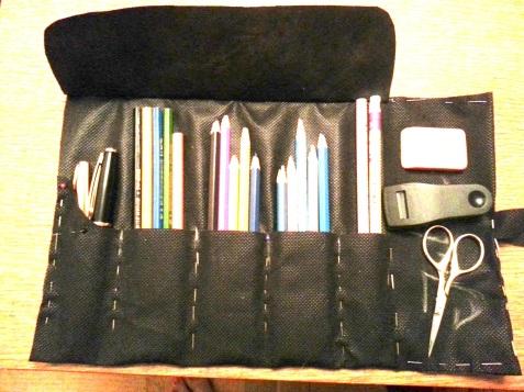 klama unikatowe torebki torby ręcznie szyte skóra beżowa beige hobo detail klama unikatowe torebki torby ręcznie szyte skóra piórnik pencil roll projekt Julii