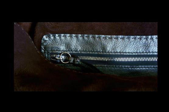 klama unikatowe torebki torby ręcznie szyte hand stitched hippie luxe kieszen